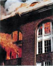 Chesapeake Commons Fire 1983